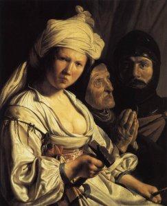 Jael, Deborah and Barak Salomon de Bray, 1635 Museum Catharijneconvent, Utrecht