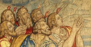 Pentecost Tapestry
