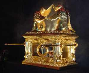 The Ark of the Covenant brought into the Temple