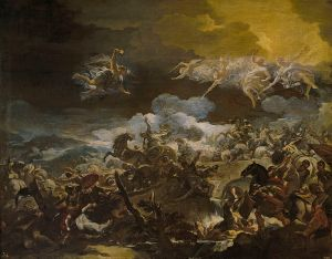 The Defeat of Sisera Luca Giordano, c. 1692 Museo del Prado, Madrid