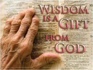 WISDOM-FROM-GOD