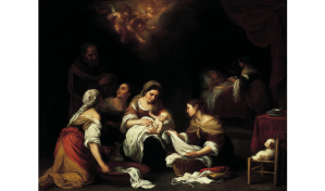 The Birth of St. John the Baptist Bartolomé-Esteban Murillo, c. 1655 The Norton Simon Museum Pasadena, CA