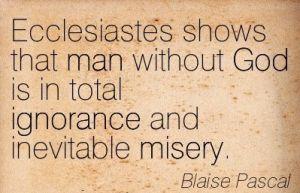 Ecclesiastes Pascal