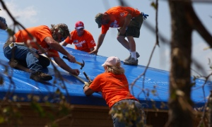 Samaritan's Purse Responding to Texas Tornadoes