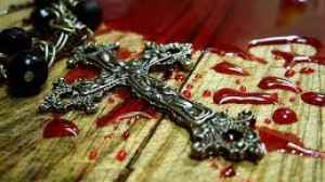 Twelve Christians are publicly raped, beheaded, and crucified for refusing to renounce Christ in Syria.
