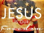 Jesus is our freedom