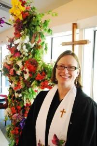 On Saturday, April 15, Katie Ricks will become the first openly lesbian minister ordained in the Presbyterian Church (U.S.A.). In May of 2011 the 2.1-million member denomination voted to allow openly lesbian, gay, bisexual and transgender (LGBT) people, including those in same-sex relationships, to be ordained as ministers, elders, and deacons.