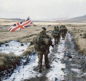 Only Doing Our Duty: Lessons for the Christian Life from the Falklands War Commander Admiral Sir John Woodward