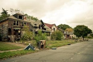 the ruins of Detroit [Click above for more photos.]