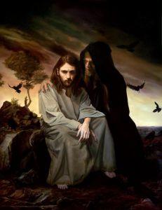 The Temptation of Christ Eric Armusik, 2011