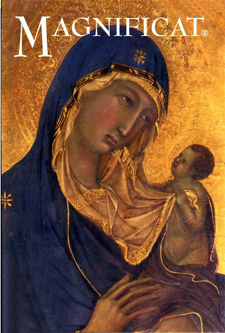 Image result for the magnificat of mary icon