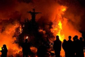 christian-persecution-church-on-fire